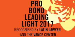 Pro Bono Leading Light